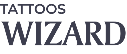 tattoos wizard logo